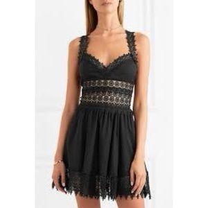 Charo Ruiz Marilyn Dress in Black